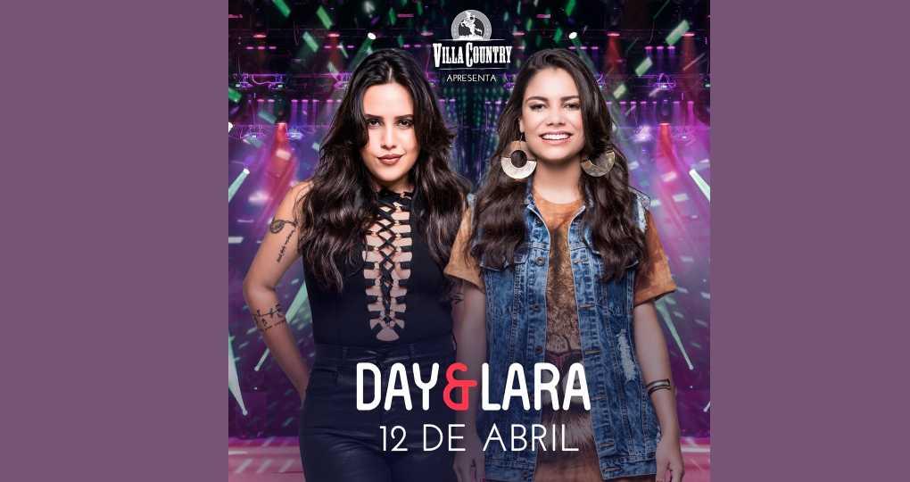 Day & Lara em grande show no Villa Country 41