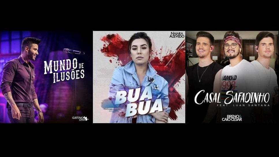 Som Livre lança faixas de Gusttavo Lima, Naiara Azevedo e Breno & Caio Cesar nesta sexta-feira 46