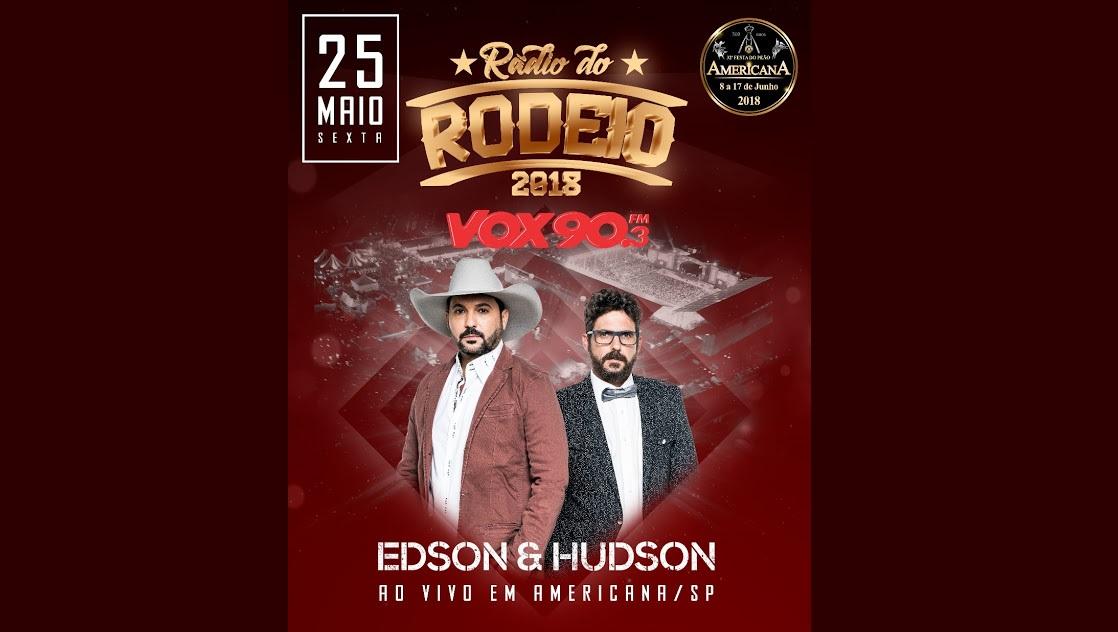 Edson e Hudson em Americana! 41