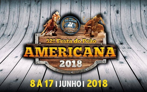 Festa do Peão de Americana no clima da Copa do Mundo 41