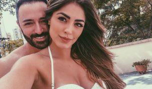 """Cantor sertanejo se apaixona por """"musa"""" do seu videoclipe e marcam casamento 42"""