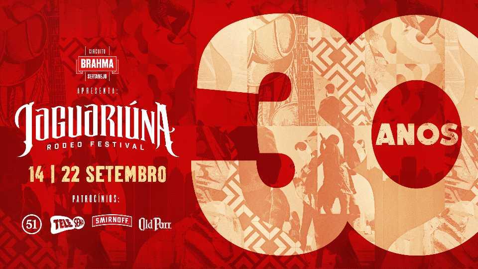 Gusttavo Lima, Wesley Safadão e Matheus & Kauan são as primeiras atrações confirmadas da 30ª edição do Jaguariúna Rodeo Festival 41