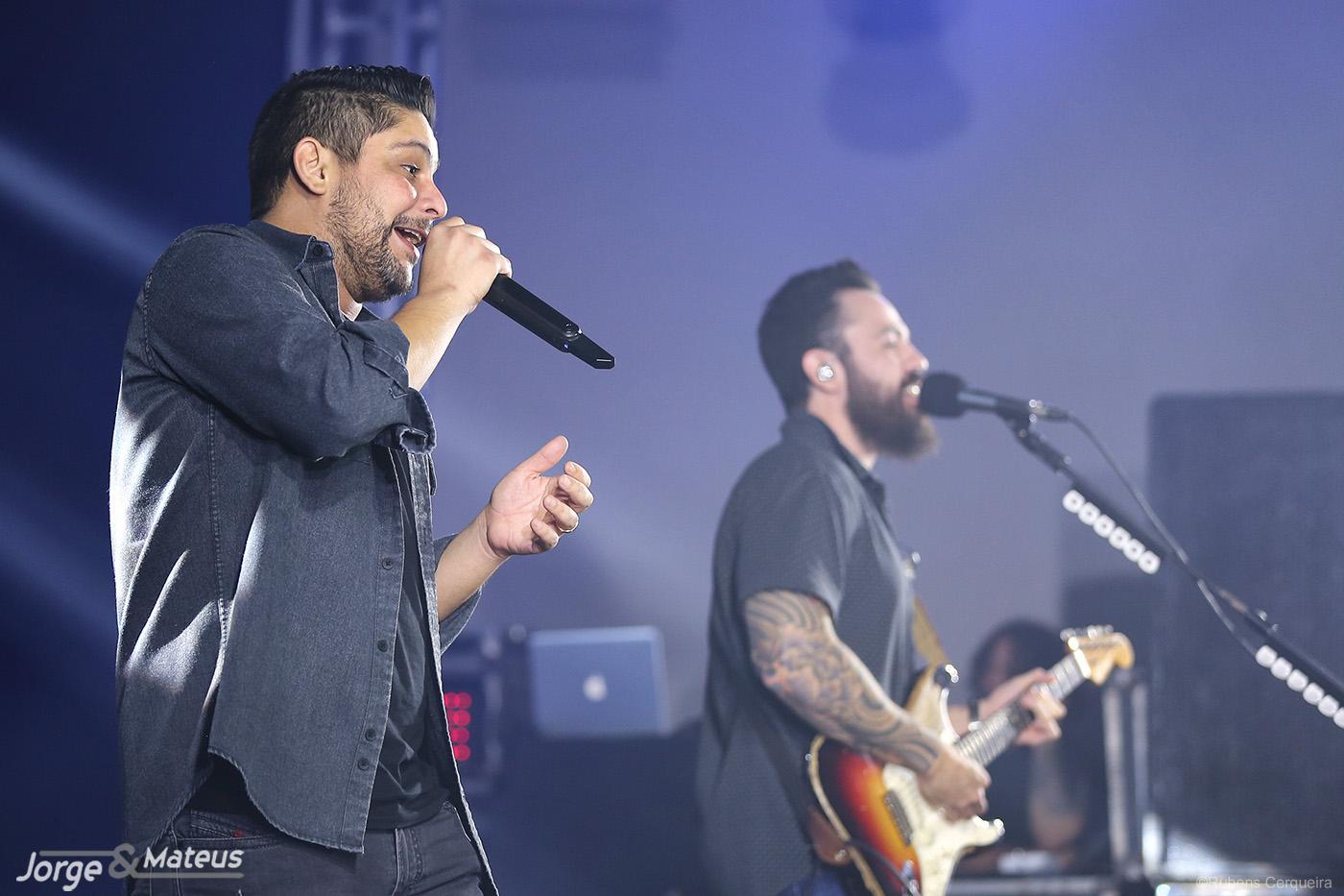 Jorge & Mateus fazem turnê internacional 41