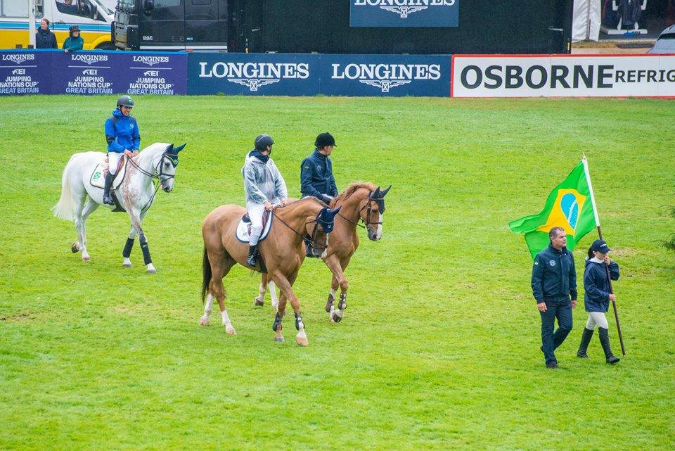 Time Brasil garante bronze na Copa das Nações no CSIO5* Hickstead, na Inglaterra 41