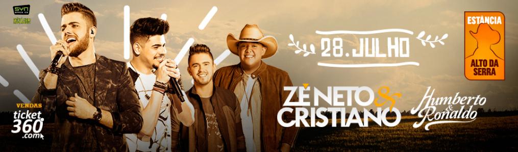 Zé Neto & Cristiano apresenta nova turnê na Estância Alto da Serra 41