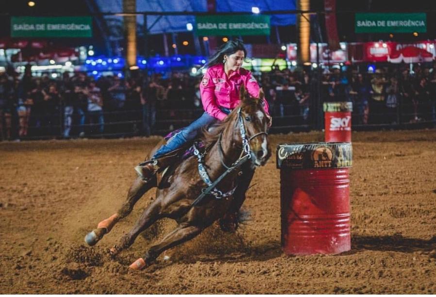 Com premiação de mais de 100 mil reais, Jaguariúna Rodeo Festival receberá pela primeira vez etapa final do Campeonato Nacional de Três Tambores 41