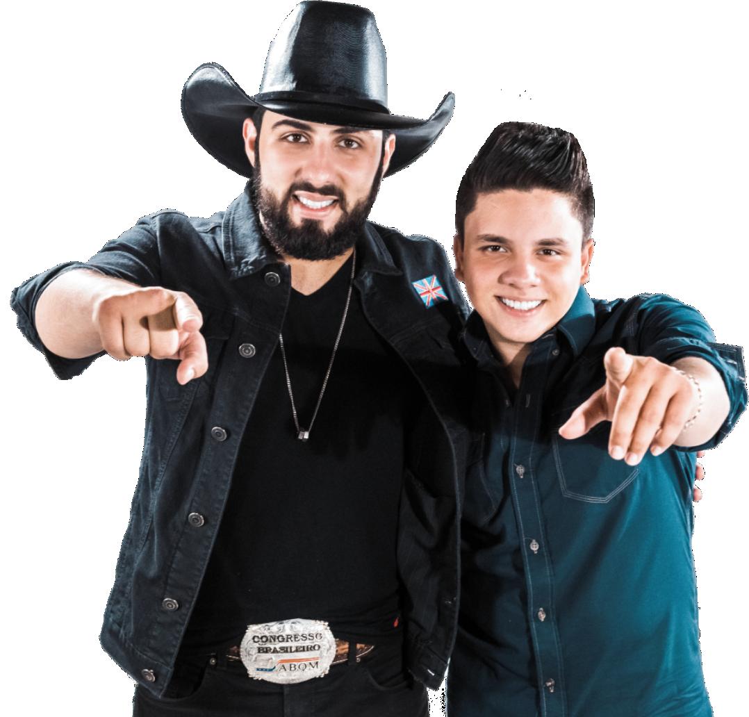 Antunes e Rafael lançam música própria na Festa do Peão de Barretos neste sábado 41