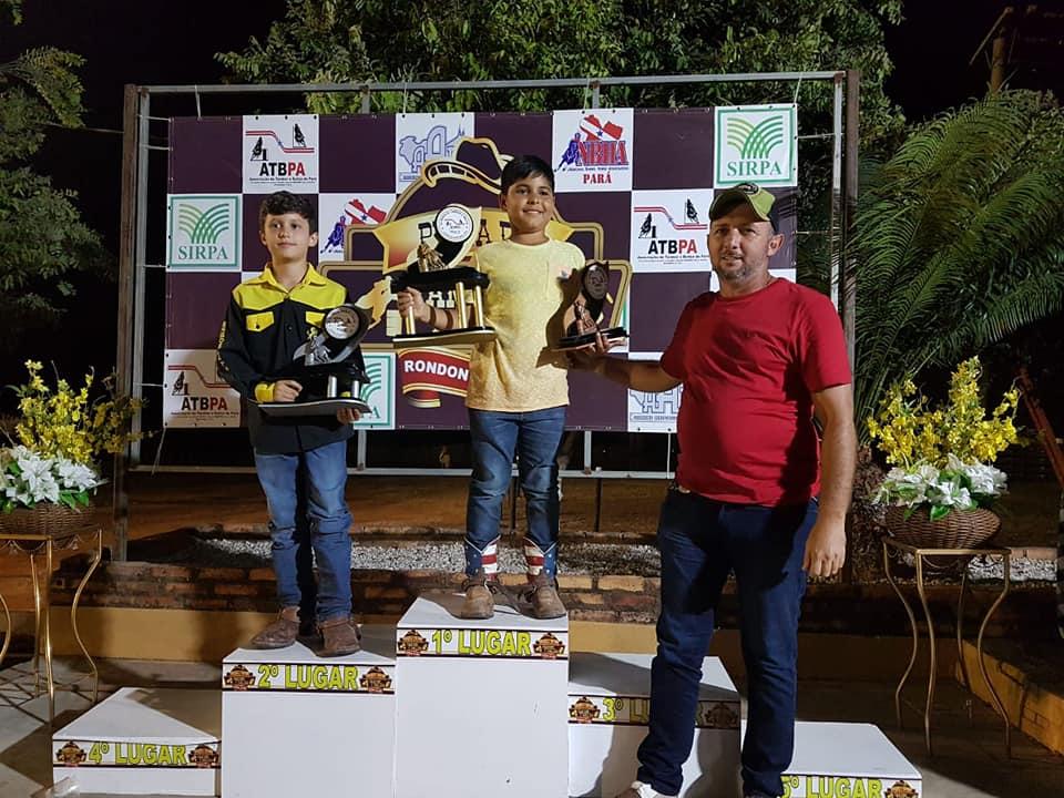 Competidores deram show na 2ª etapa do Circuito Paraense de Três Tambores 41