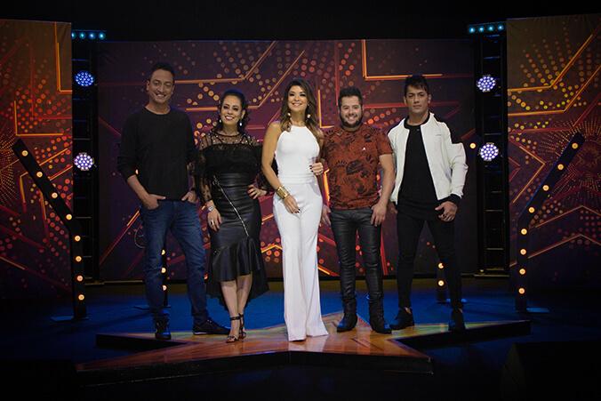 """Reality Show: Adriana Sanchez é convocada para o júri do """"Revelações Sertanejo"""" 41"""