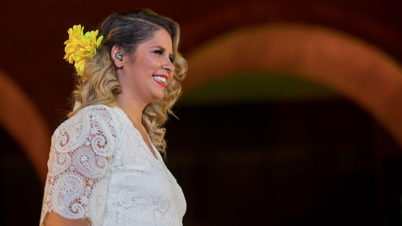 Marília Mendonça reúne mais de 35 mil pessoas em Palmas com show surpresa 41
