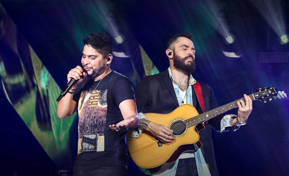 Jorge e Mateus cantam pela 11ª vez no Jaguariúna Rodeo Festival 41