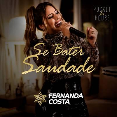 "Fernanda Costa anuncia seu single ""Se Bater Saudade"" 41"