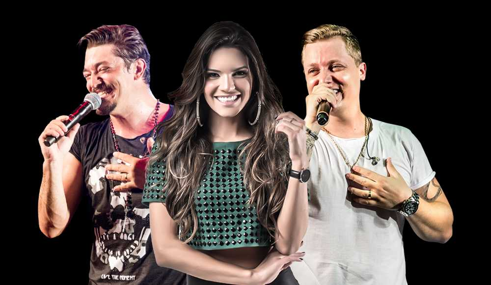 Cantora Suellen Santos grava videoclipe com George Henrique e Rodrigo no sábado em Ibiúna 41