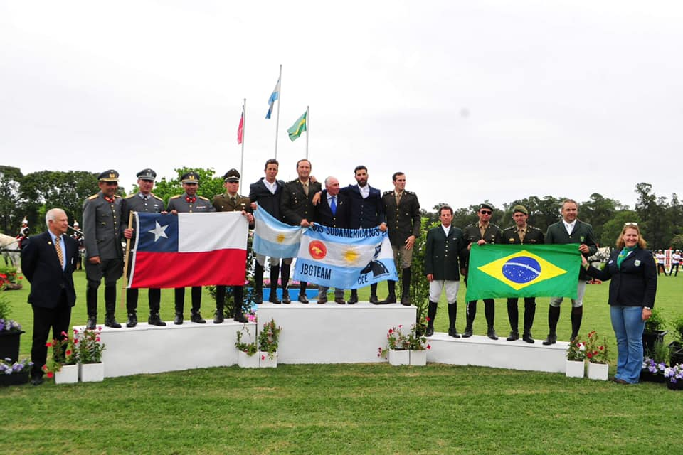 Time Brasil de Concurso Completo é bronze no Sul-Americano e garante vaga no Pan 2019 41