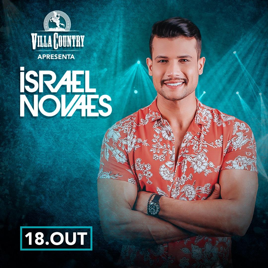 """Israel Novaes chega ao Villa Country com seu novo trabalho, o DVD """"Luau do Israel"""" 41"""
