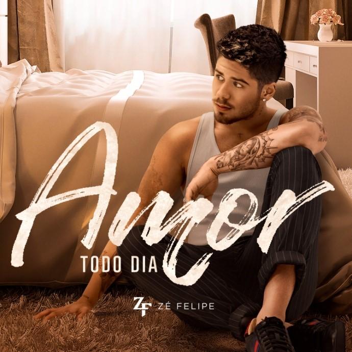"""Zé Felipe lança """"Amor Todo Dia"""" 41"""