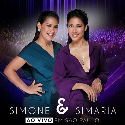 """A DUPLA SIMONE & SIMARIA DISPONIBILIZA O EP """"AO VIVO EM SÃO PAULO"""" E MAIS CINCO VÍDEOS DO PROJETO 41"""