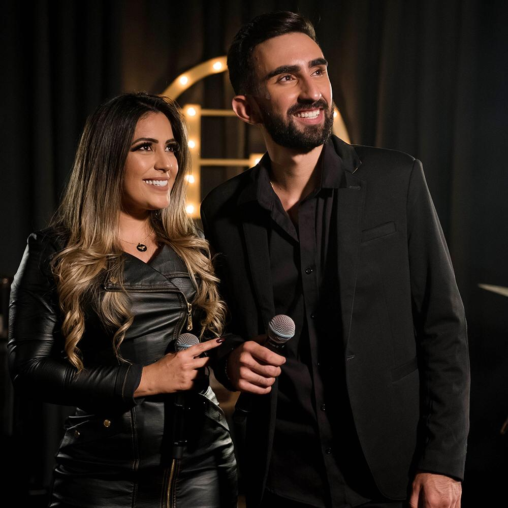 FERNANDA COSTA PARTICIPA DE SINGLE DO CANTOR LUCAS FIRMINO 41