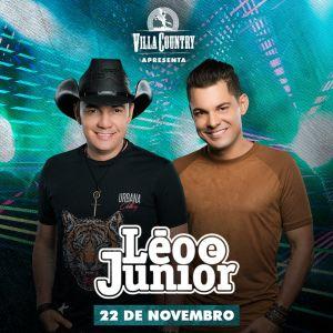 Léo e Junior voltam ao Villa Country 41