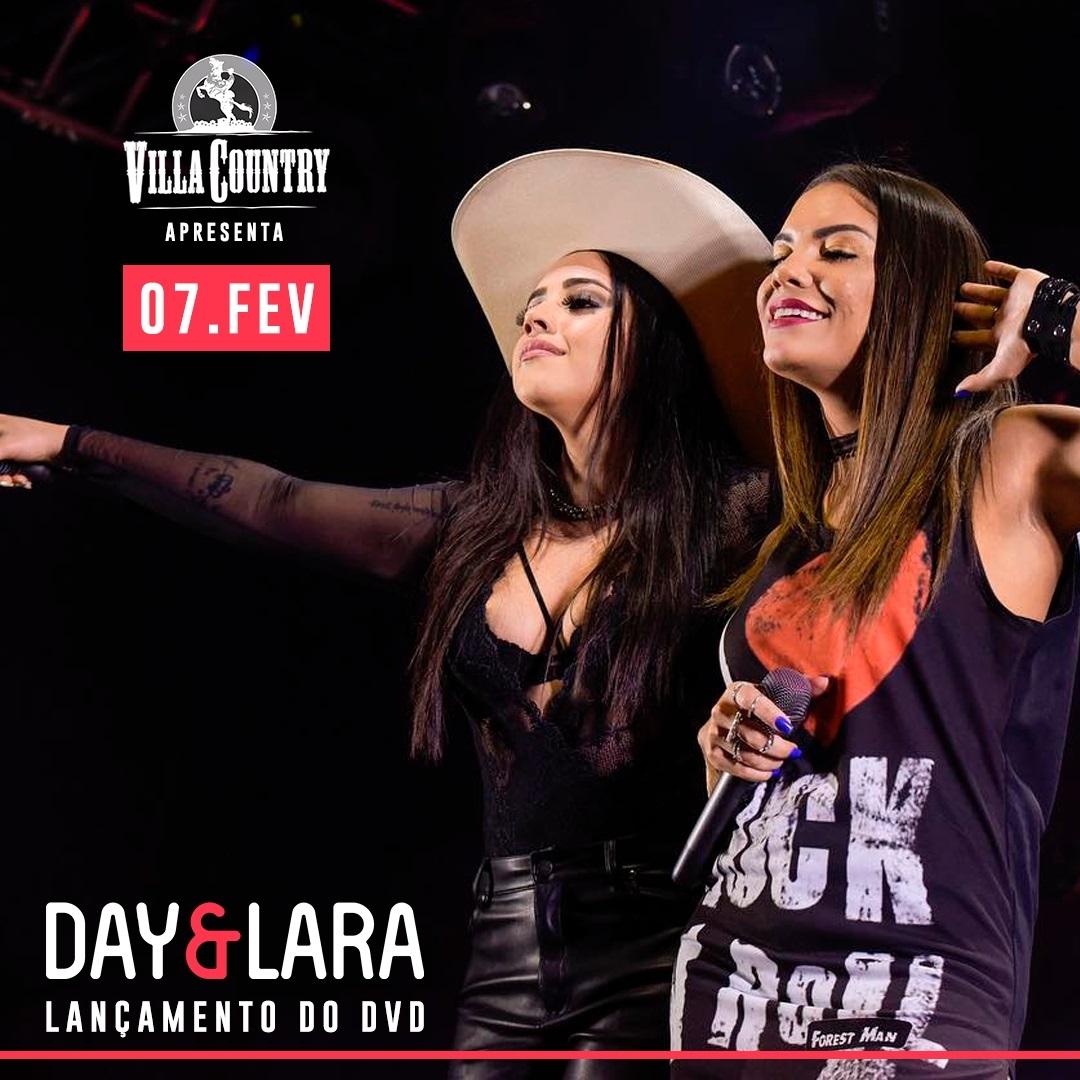 """Day e Lara chegam ao Villa Country com novo projeto de carreira """"Traços"""" 41"""