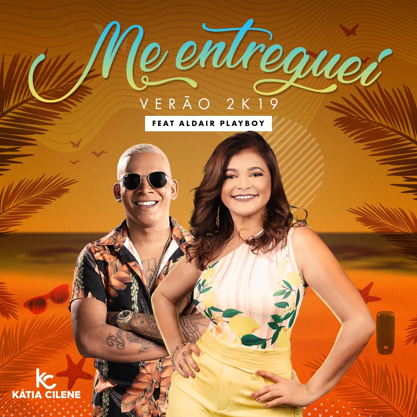 """Com Aldair PlayBoy, Katia Cilene lança """"Me Entreguei"""" 41"""