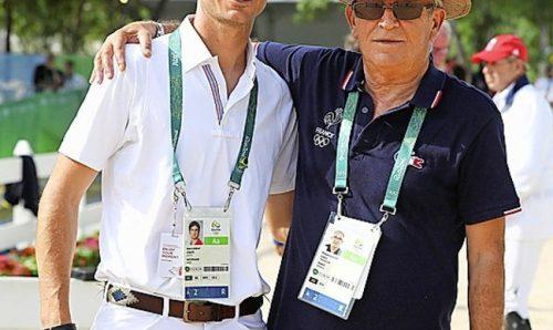 Philippe Guerdat, treinador da equipe campeã olímpica na Rio 2016, assume Time Brasil de Salto 83