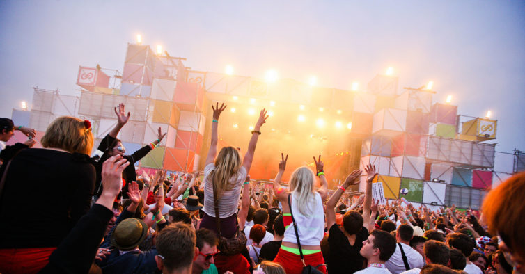 Pesquisa inédita revela perfil do público de festivais de música no Brasil 41