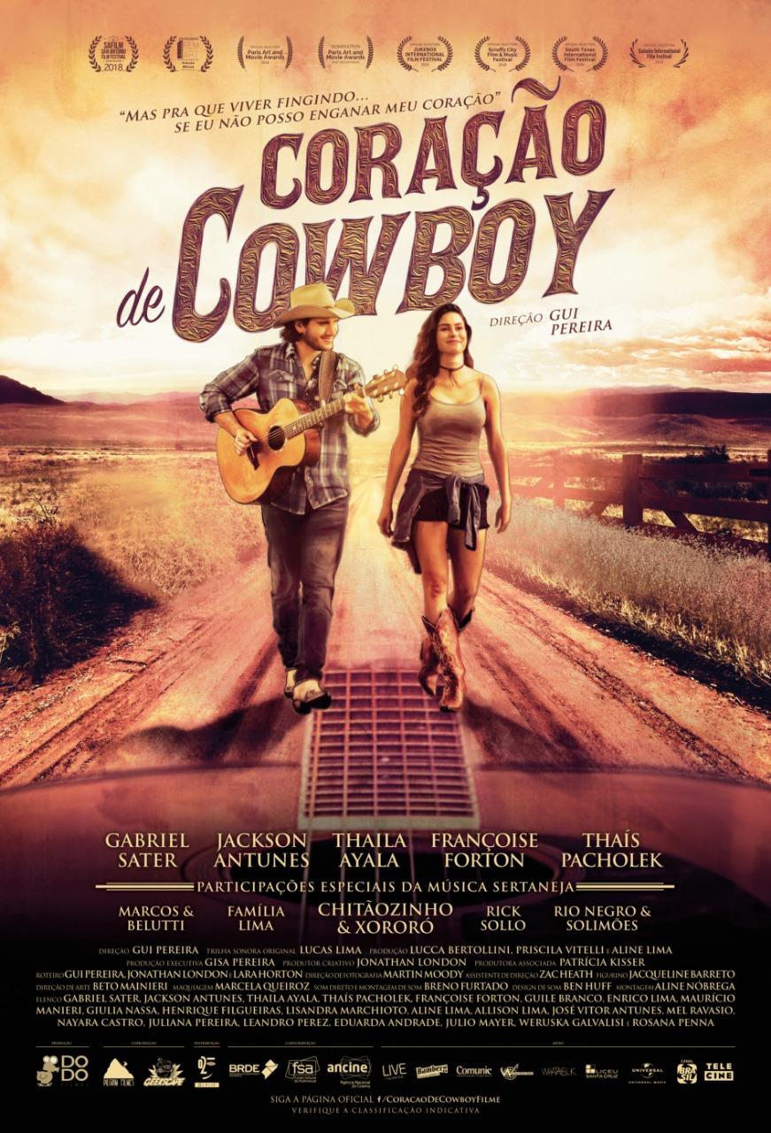 Coração de Cowboy estreia no Canal Brasil 41