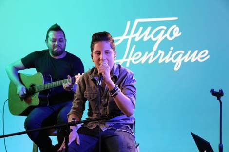Hugo Henrique é homenageado em Showcase 41