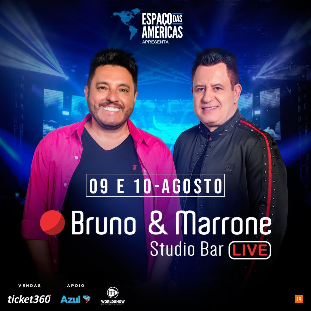 Espaço das Américas recebe Bruno e Marrone com duas apresentações em agosto 41