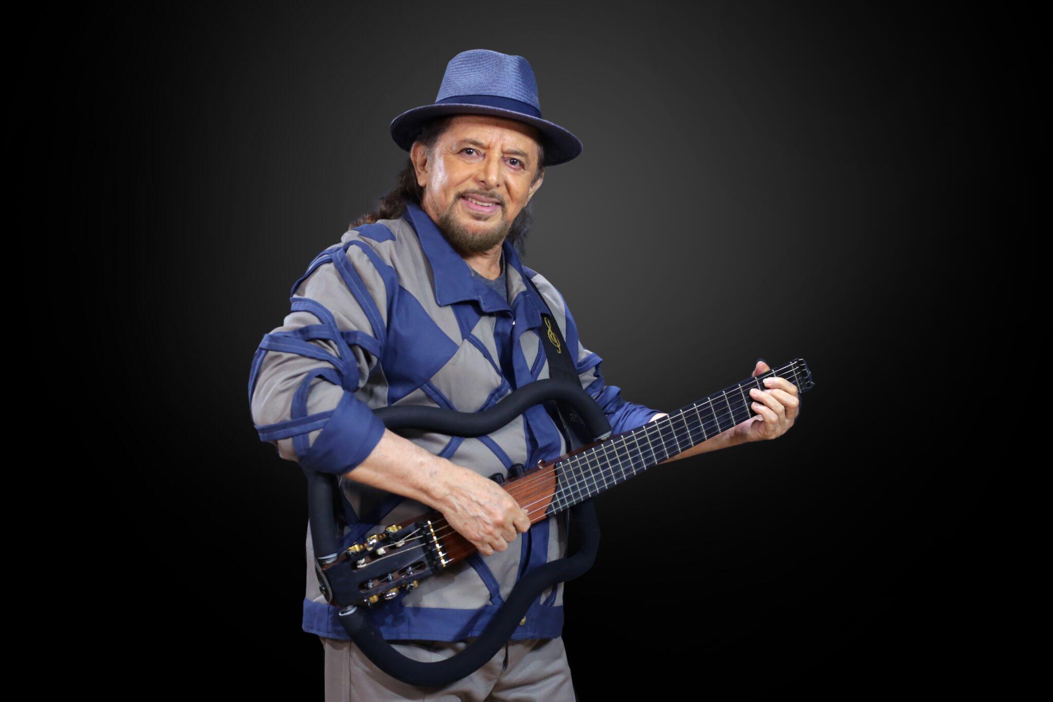 Teatro Gamaro recebe novo show do cantor Geraldo Azevedo 41