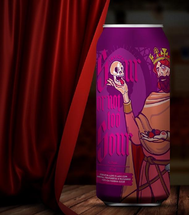 Knock Down da Invicta tem lançamento de cervejas limitadas 41
