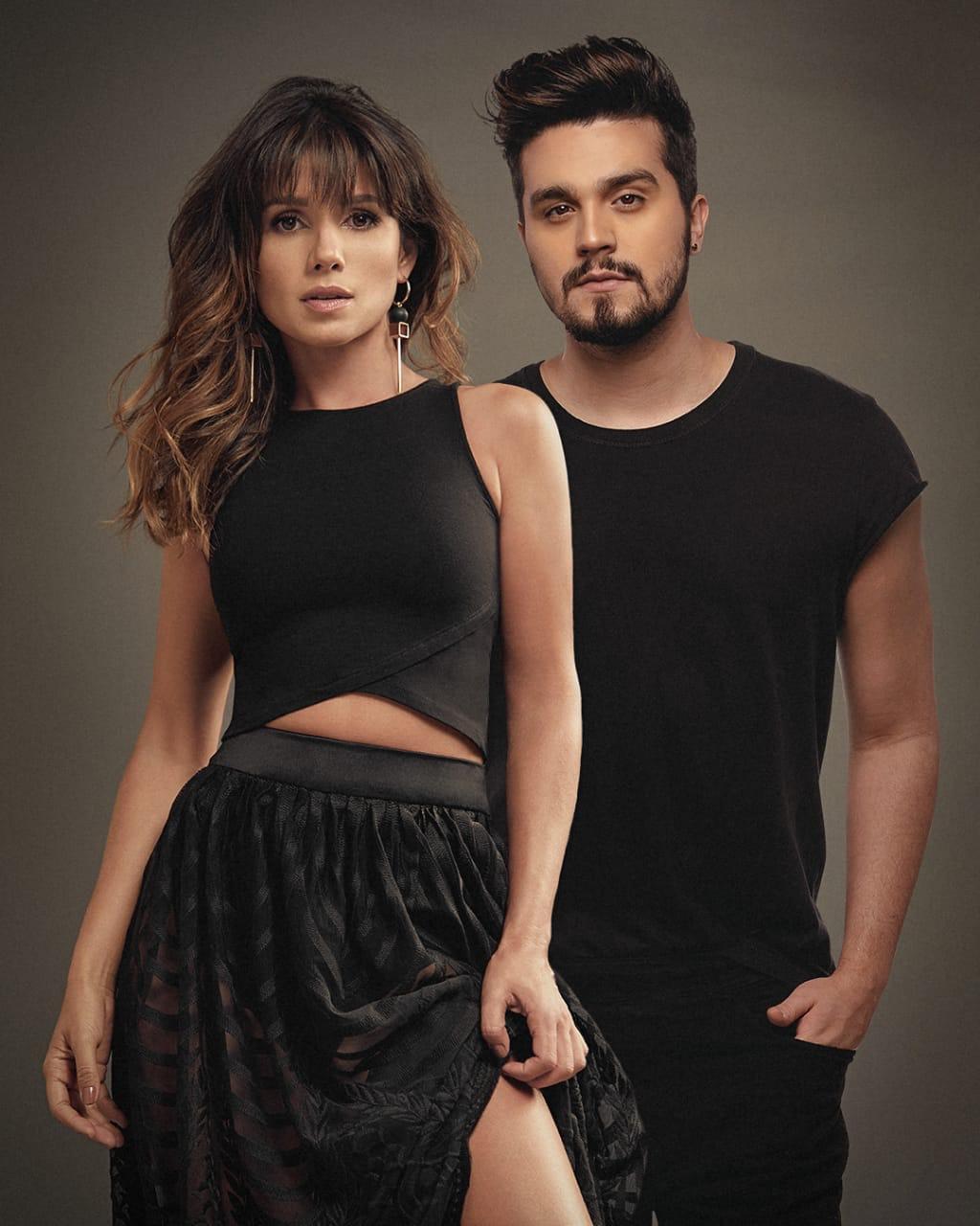 Paula Fernandes convida Luan Santana para dueto da versão de Shallow 41