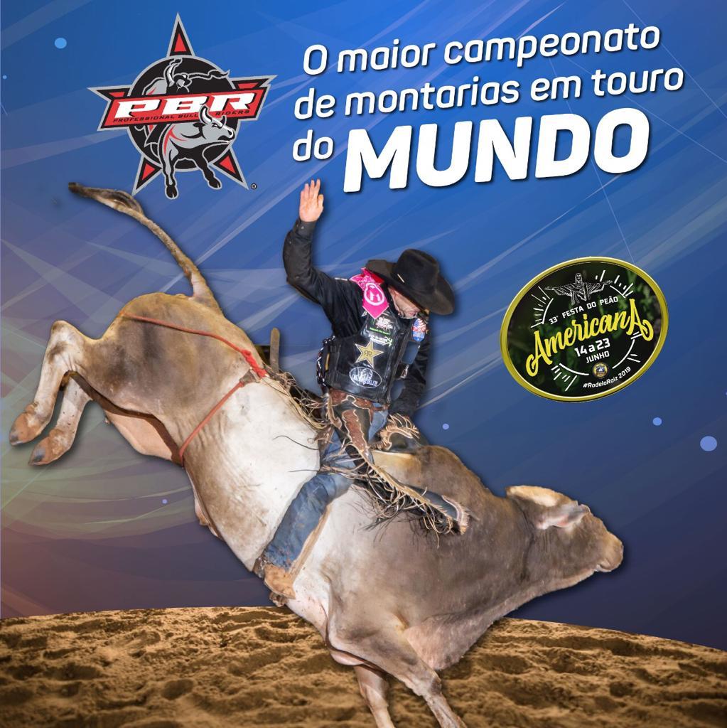 Americana reúne principais atletas da montaria em touros do país! 41