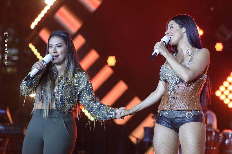 Simone e Simaria tomam posse como Embaixadoras da Festa de Barretos em evento dia 24 de julho, em São Paulo 41