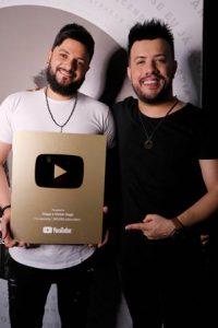 Diego e Victor Hugo lançam novo álbum em evento no YouTube Space 42