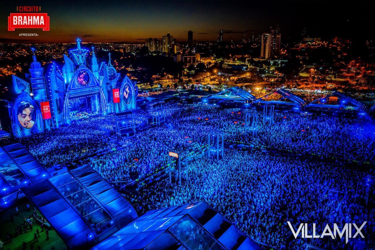 VillaMix Festival Goiânia 2019 reúne grandes astros da música 41