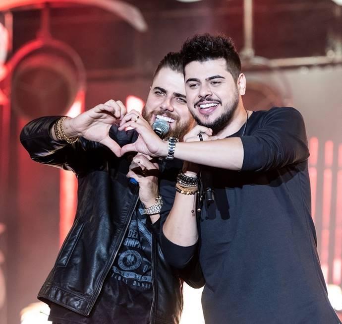 """""""Por Mais Beijos Ao Vivo""""  Zé Neto e Cristiano anunciam data e local da gravação do novo DVD 41"""