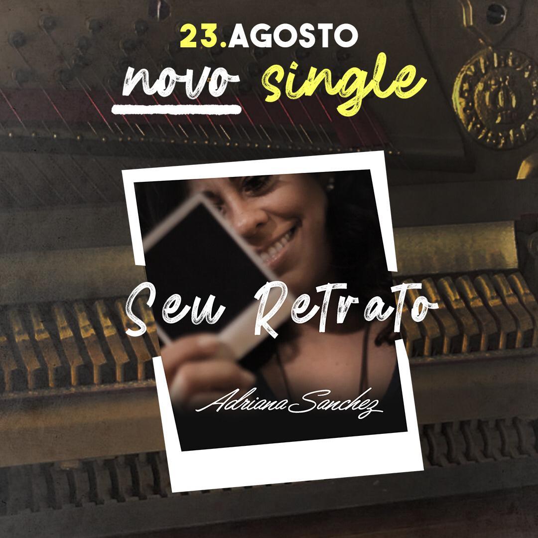 """Adriana Sanchez apresenta o novo single """"Seu Retrato"""" 41"""