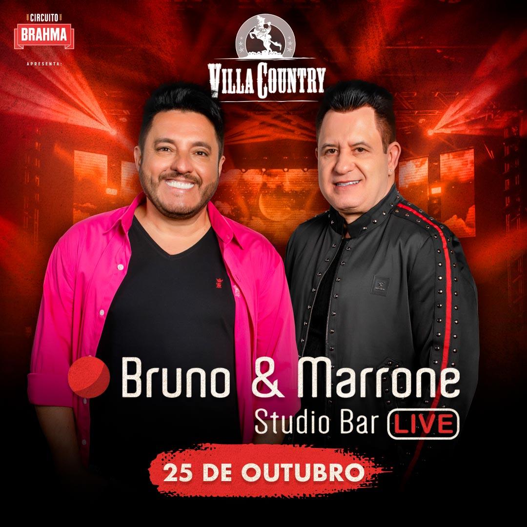 Bruno e Marrone animam a sexta-feira do Villa Country 41