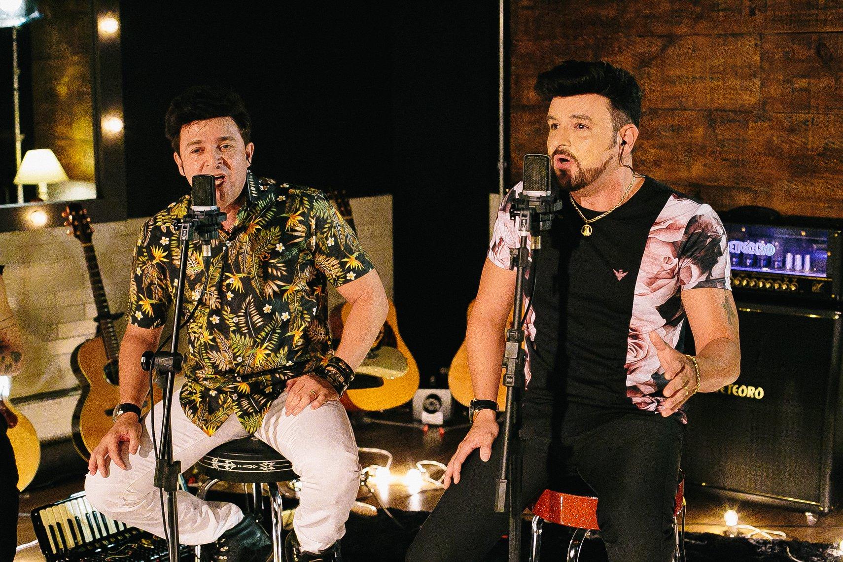 """Dany & Diego lançam mais uma música do EP """"In Studio"""" 41"""