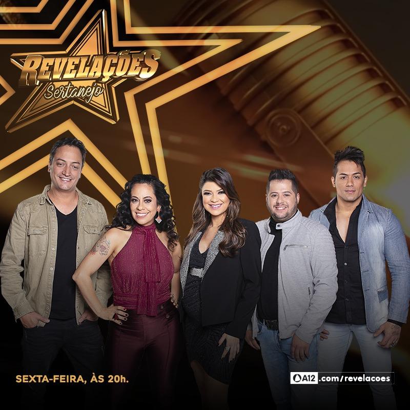 Na TV Aparecida, Adriana Sanchez integra júri que vai revelar os novos talentos da música sertaneja 42