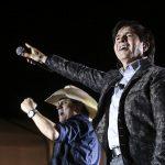 Bruno & Marrone encerram a primeira noite do Jaguariúna Rodeo Festival 42