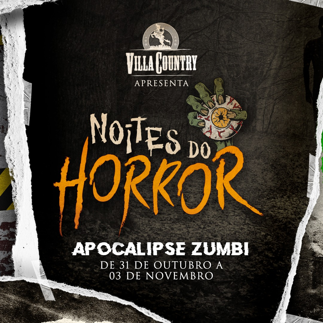 "Villa Country realiza Noites do Horror com tema ""Apocalipse Zumbi"" 41"