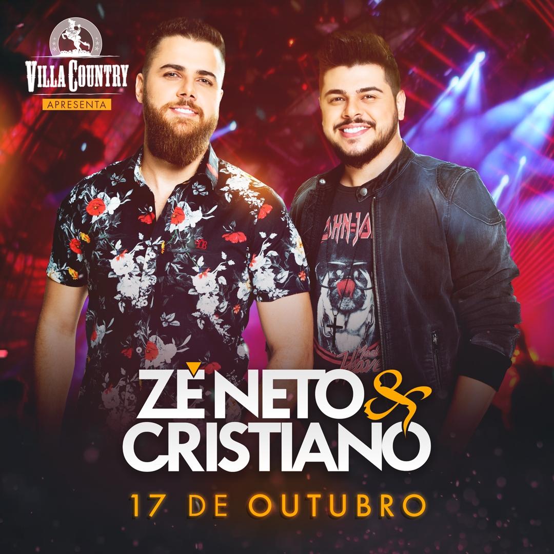 Zé Neto e Cristiano fazem grande show no Villa Country 41