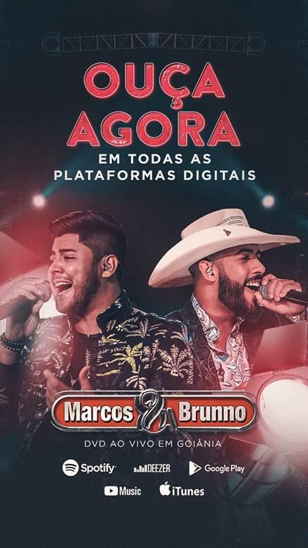 Dupla Marcos & Brunno lançam novo DVD nas plataformas digitais 41