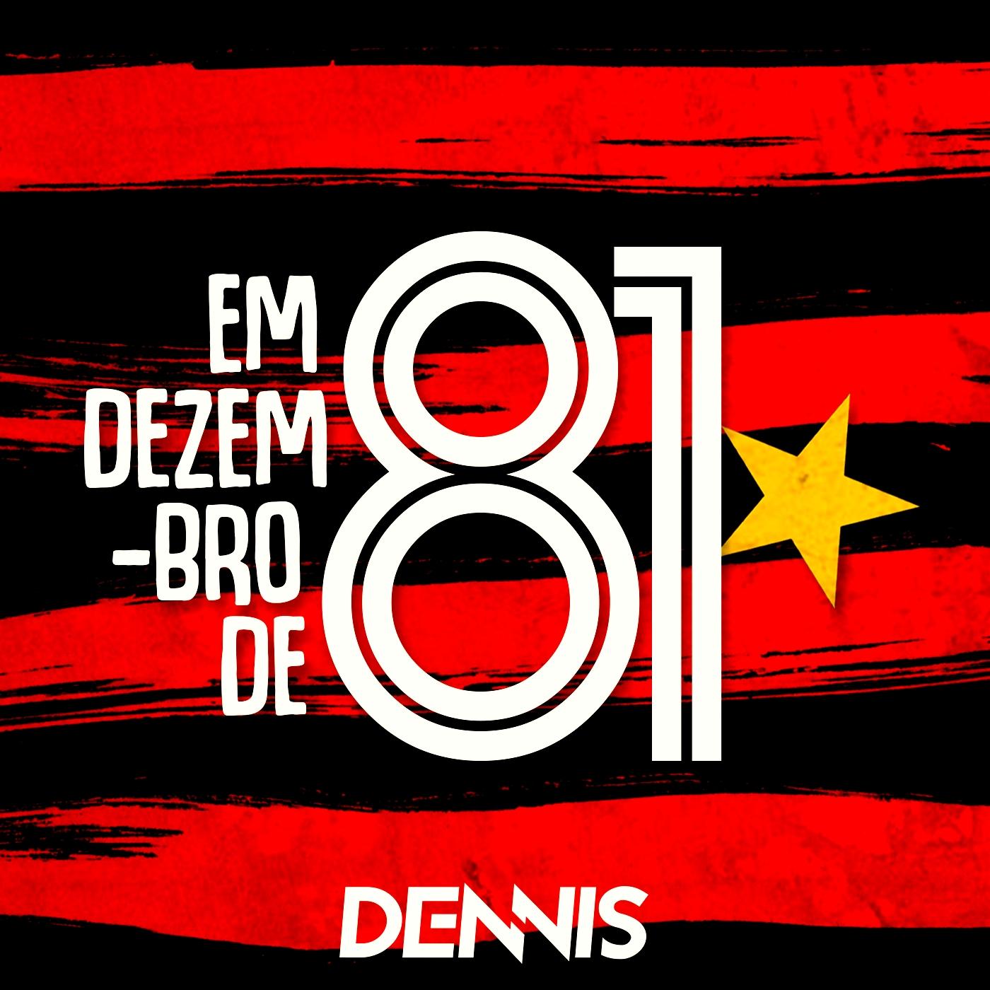 Dennis DJ lança versão remixada de música do time do Flamengo 41