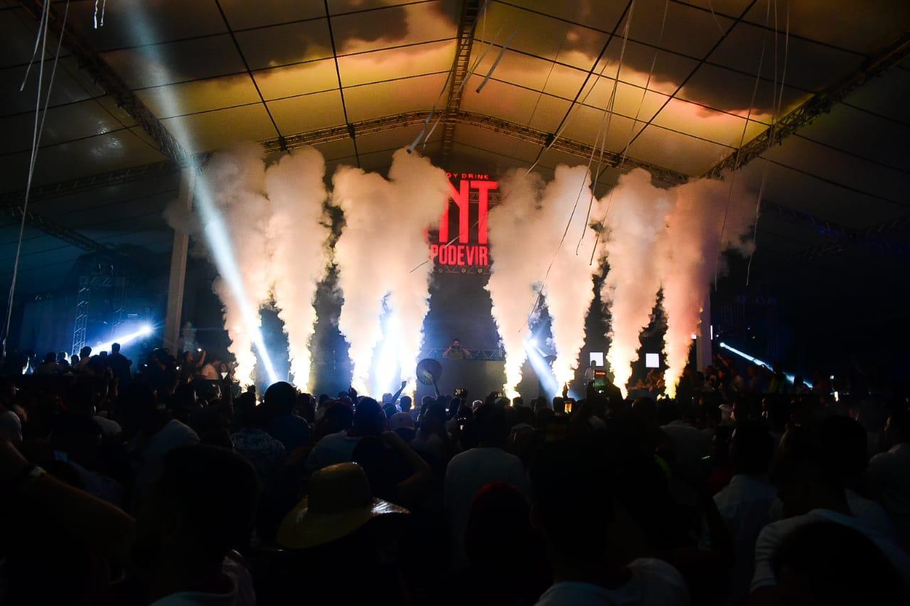 Alok agita a cidade na véspera do Caldas Country Show 41