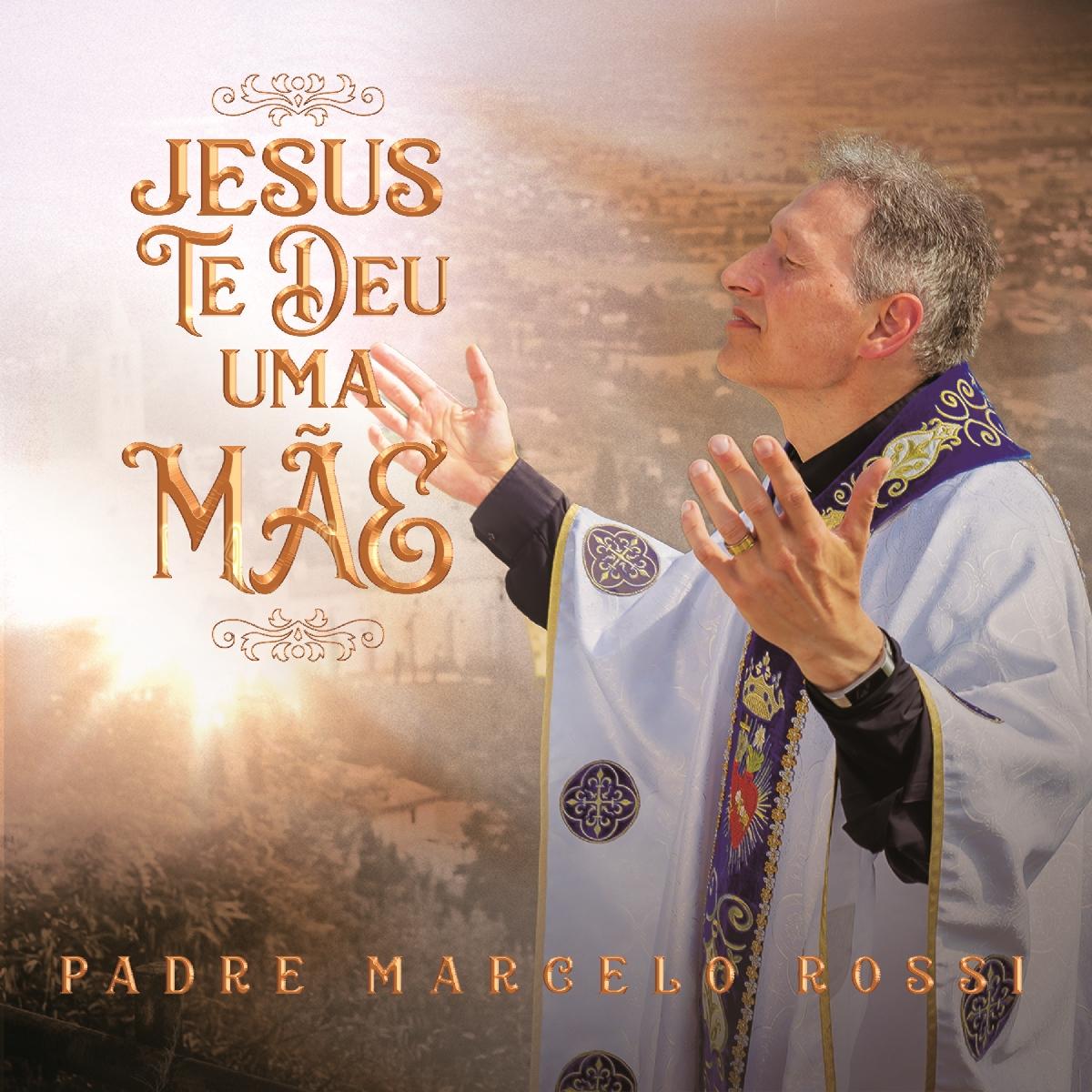 """""""Jesus Te Deu Uma Mãe"""" é o novo single de Padre Marcelo Rossi 41"""
