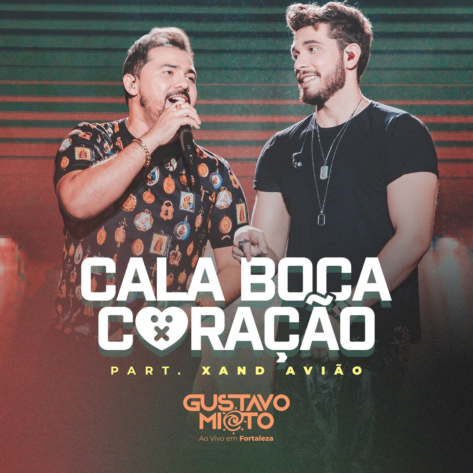 """Com participação de Xand Avião, Gustavo Mioto lança """"Cala Boca Coração"""" 41"""